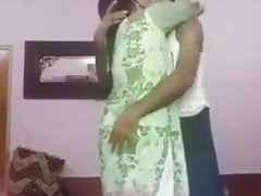 Desi couple have hot sex in hotel room