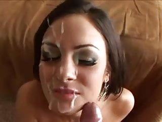 Angelina Valentine POV blowjob