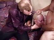 Fuck my slut wife's mouth!
