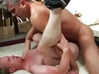 Mature Fucks a Twink boy