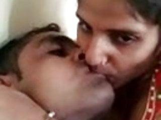 Desi gf bf romance In house