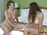 Strip High Card with Kala and Elizabeth (HD)