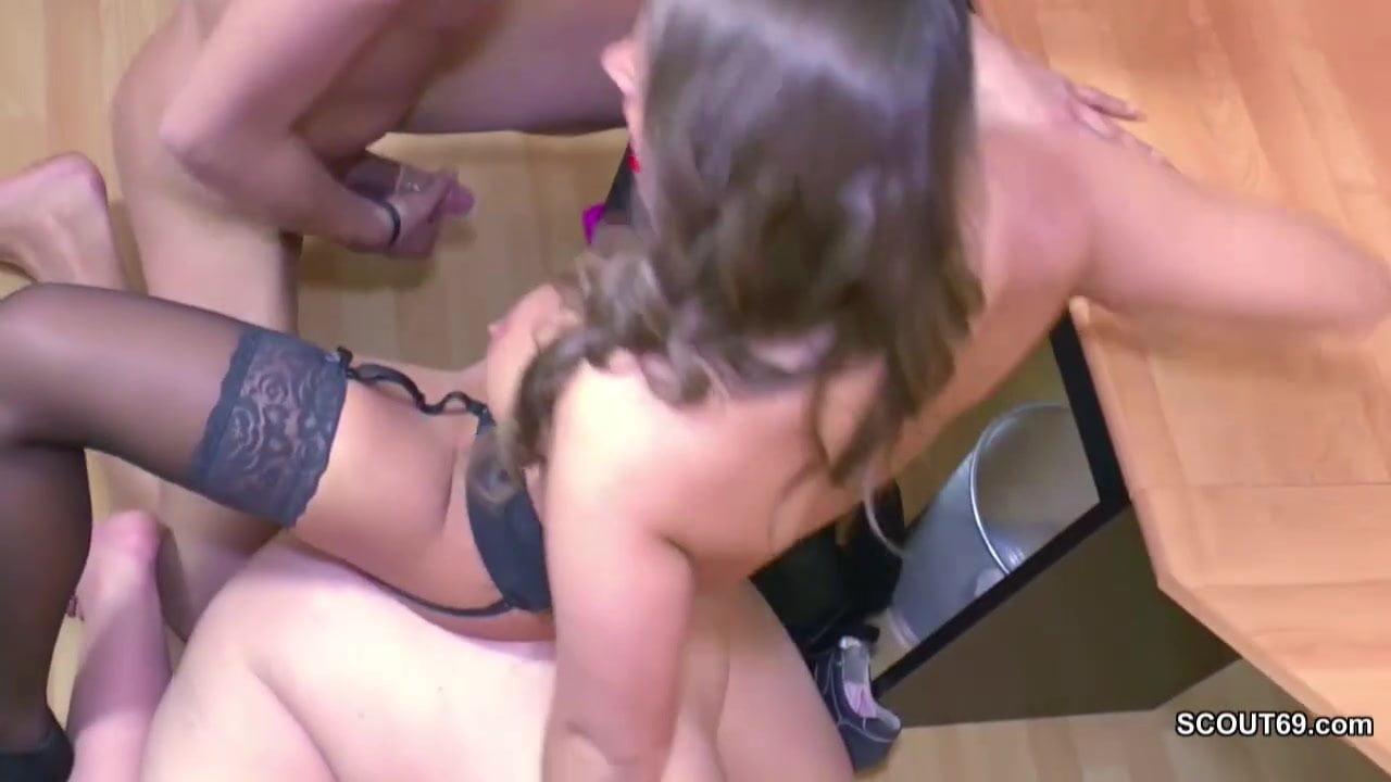 Big Tit Black Threesome
