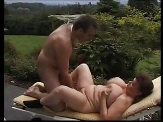 Fisted outdoor...