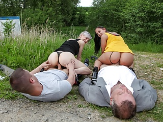 - Creampie Cums  First Family Roadside