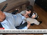 FCK News - Agent Offers Sex In Exchange For Discount On Home