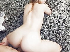 Doggy Style with Teen Porn Star Aphrodites taking BBC