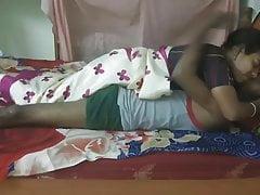 Satin Silk Saree Maid Fuck