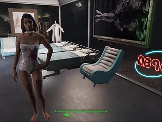 Fallout 4 cyber sex clinic...