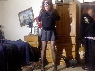 Mistress francine pantyhose...
