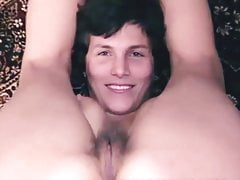 Hot MILF Shows Pussy