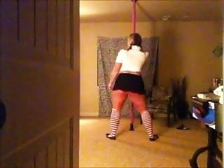 striper pole dance