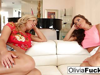 Olivia austin mac fuck...