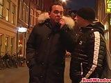 Amsterdam prostitute facialized