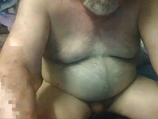 سکس گی grandpa show on webcam masturbation  massage  hd videos handjob  gay webcam (gay) gay grandpa (gay) gay cam (gay) daddy  big cock