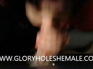 GLORYHOLE SHEMALE