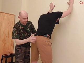 Cadet punishment featuring karl frazer...