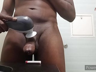 Failed Attempt at Hands Free Ejaculation