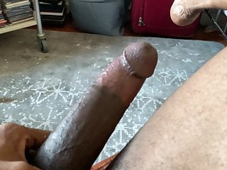 Show off my big dick