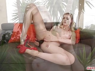 Toys Help on Anny Aurora Having Various Orgasms