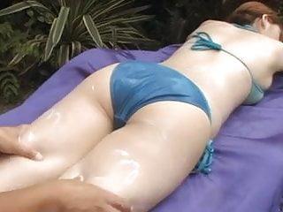 Softcore massage...