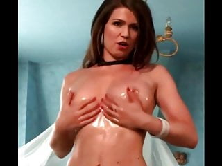 Sexy MILF Susanna Reid Plays with her Big Boobs