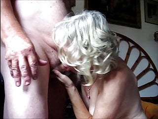 couple sucking fucking Old and