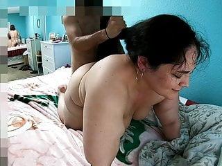 Bbw Cuckold Double Penetration video: fucking Mexican amateur pornstar LetiaziaLuxe