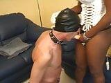 Black Mistress Humiliating Him