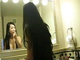 Tia Ling asian wife cuckold hubby