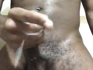 Now he's cumming