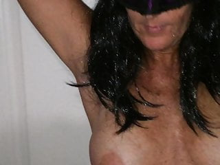 Wife tied bush milf voyeur