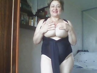 Mom With Big Tits 2