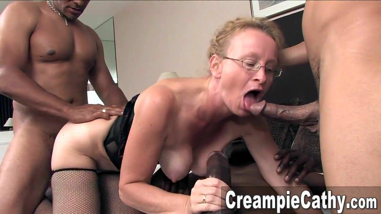 Amateur Milf Creampie Gangbang sloppy creampie gangbang ((fyff)) - gangbang, gang bang