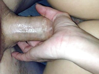 Ex whore takes it in the ass amateur home made spinner