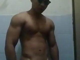 Big muscles asian boy 30 039 039...