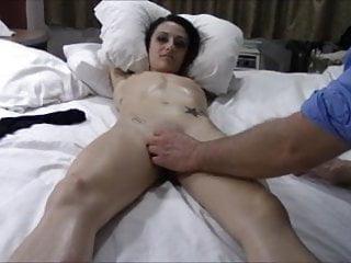 Tantric yoni massage...