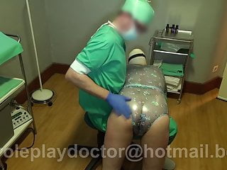 PVC Boy Deflowered By Doctor