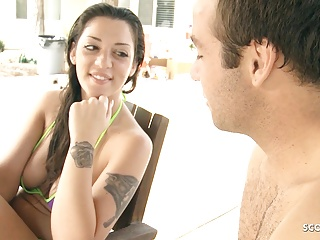 Teen alexis seduce to fuck at horny college...