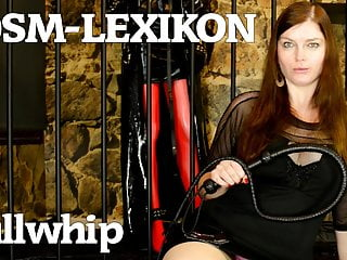 bdsm-lexicon: all about a bullwhipPorn Videos