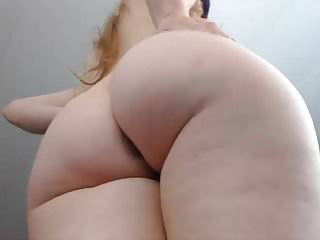 Need a bite of this delicious pale bubble butt