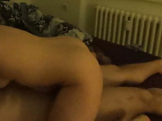 Hotwife rides me at Home