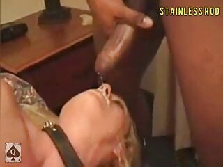 Slave MILF used like Dirty Sperm Bank Whore by BBC Bulls 1