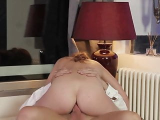 Latin redhead anal