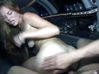 Ashley Gracie - Limo Bimbos scene