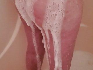 Quick Shower Rub