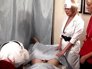 Nurse Handjob: A Handjob Before Casteration