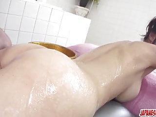 Busty milf Miina Kanno, insane  – Extra at Japanesemamas.com