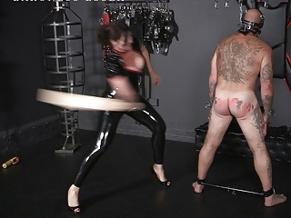 Femdom Essex Baroness Ballbusting Spanking and with