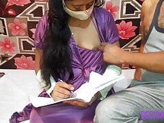 18yo Indian teen school girl, very hard fuck, desi Hindi